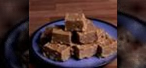 Make Homemade Peanut Butter Fudge