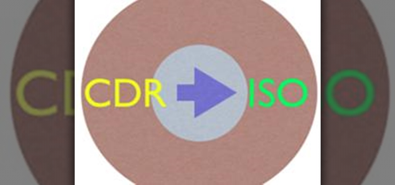 How to Convert  Cdr to  Iso Image on a Mac « AppleScript