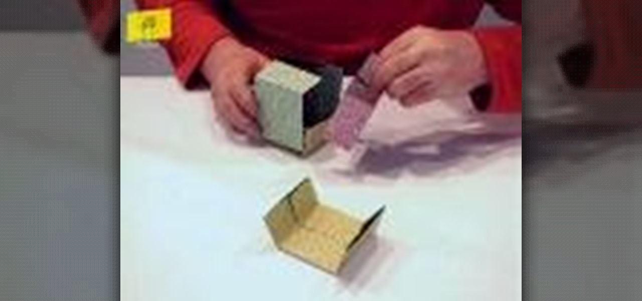 How To Origami The Jackson Cube WonderHowTo
