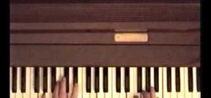 "Play the Beatles' ""Hello, Goodbye"" on the piano"