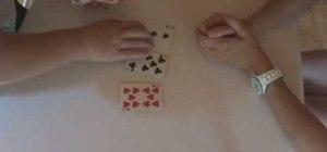 "Perform an amazing ""WTF"" magic card trick (using mathematics)"