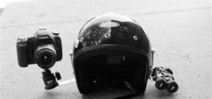 Make a Helmet Cam (DSLR)