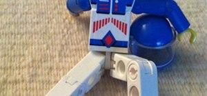Sexy Lego Man