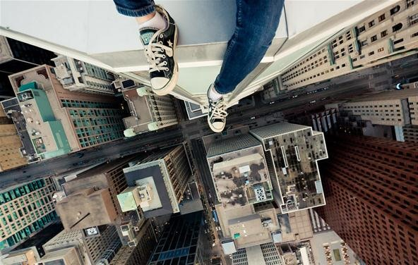 SUBMIT: Your Best Bird's Eye View Photo by October 3rd. WIN: Flexible Gorillapod Tripod