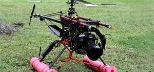 DIY RC Helicopter Rig Captures Amazing Canon 7D/5D Aerial Footage