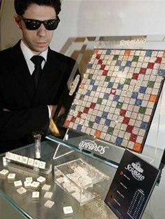 Scrabble Squabble Scores 8,000 Sawbucks for Sonya Glover