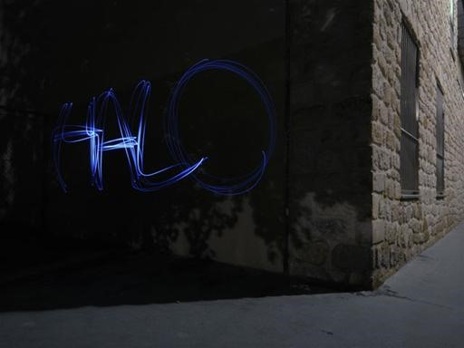 LED Graffiti In a Can