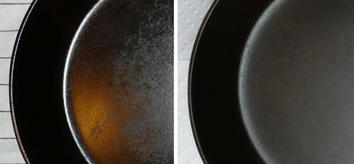 The Only Seasoning Your Cast Iron Pans Will Ever Need