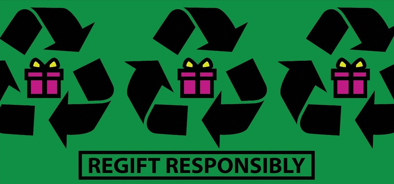 Regift Unwanted Christmas Presents: The 10 Rules to Regifting