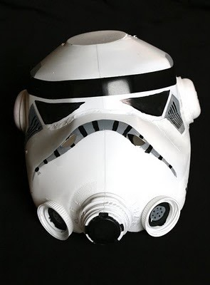 DIY Stormtrooper Helmet, Plus 10 More Ways to Reuse Old Milk Jugs