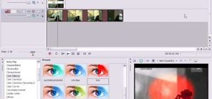 Create a Circle Color Effect (CCE) in Sony Vegas 7
