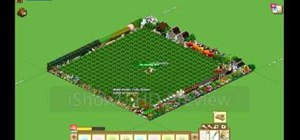 Use the biplane in FarmVille (06/07/10)