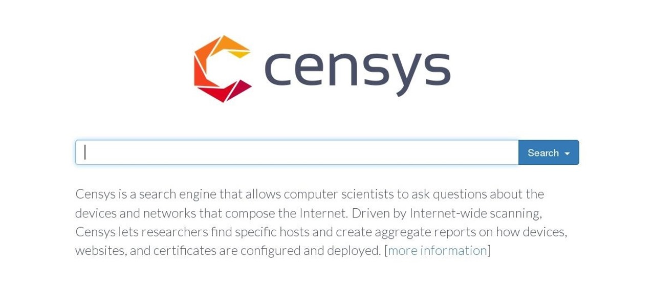 Move Over Shodan, Meet Censys « Null Byte :: WonderHowTo