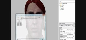Create and edit head morphs in the Dragon Age Origins toolset
