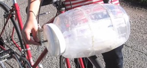 Make a Bicycle Ice Cream Maker