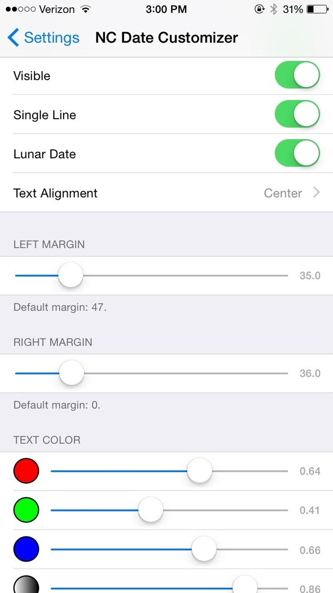 how to add hebrew date to iphone
