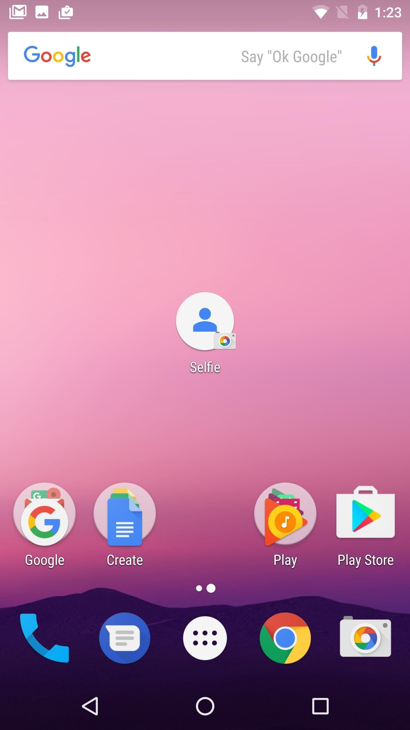 You Can Now Turn Pixel's 'App Shortcuts' into Their Own Home Screen Icons