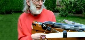 Deliverance Style Old Dude Creates Fully Automatic Crossbow