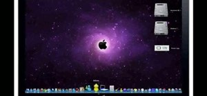Change the color & theme of your dock in Mac OS X