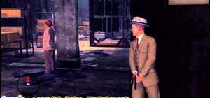 Solve the Hung out to Dry Street Crime mission in L.A. Noire in PS3/ Xbox 360