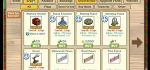 Earn Farmville money faster through a glitch