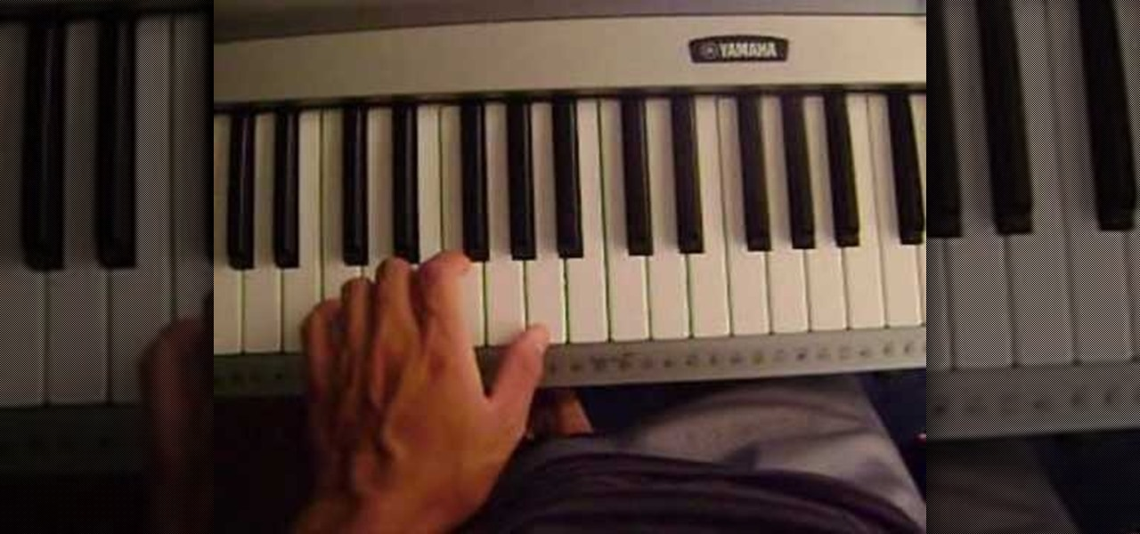 How To Play The Song Teenage Dream By Katy Perry On Piano With