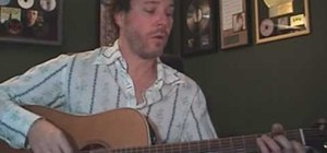 """Play """"Can't Buy Me Love"""" by The Beatles on guitar"""