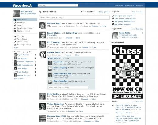 Facebook 1976