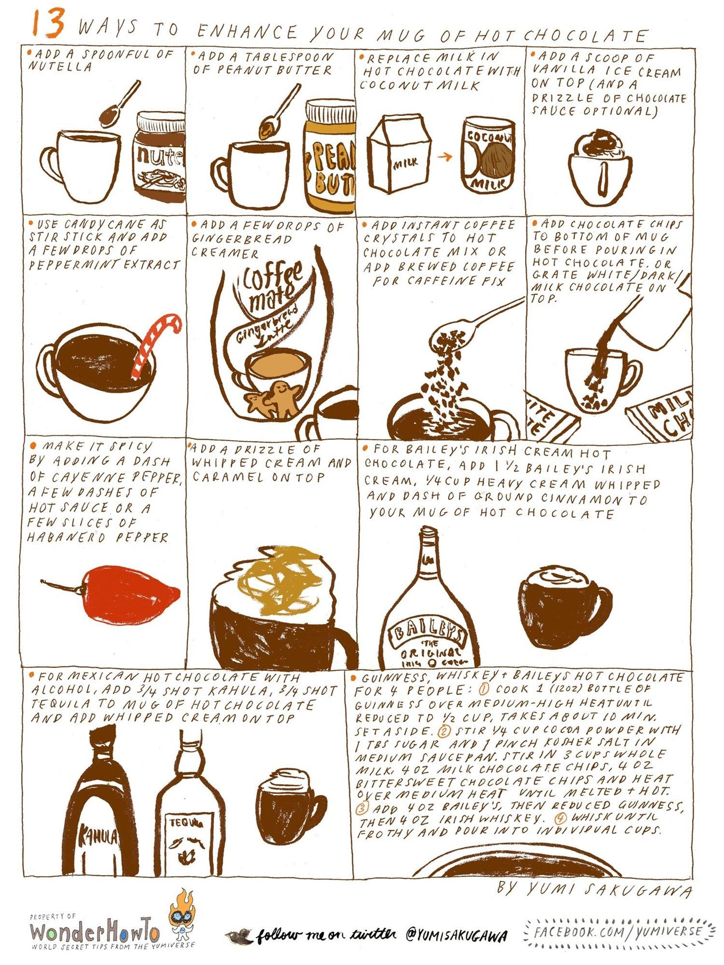 13 Ways to Make Hot Chocolate Even Better Than It Already Is « The ...