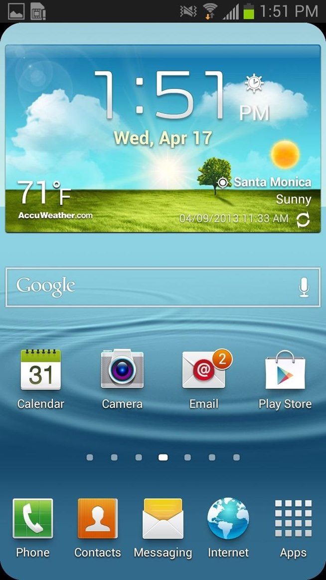 How to Get Rounded Screen Corners on Your Samsung Galaxy S3 or Other