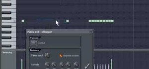 Do snare and hi hat rolls in FL Studio