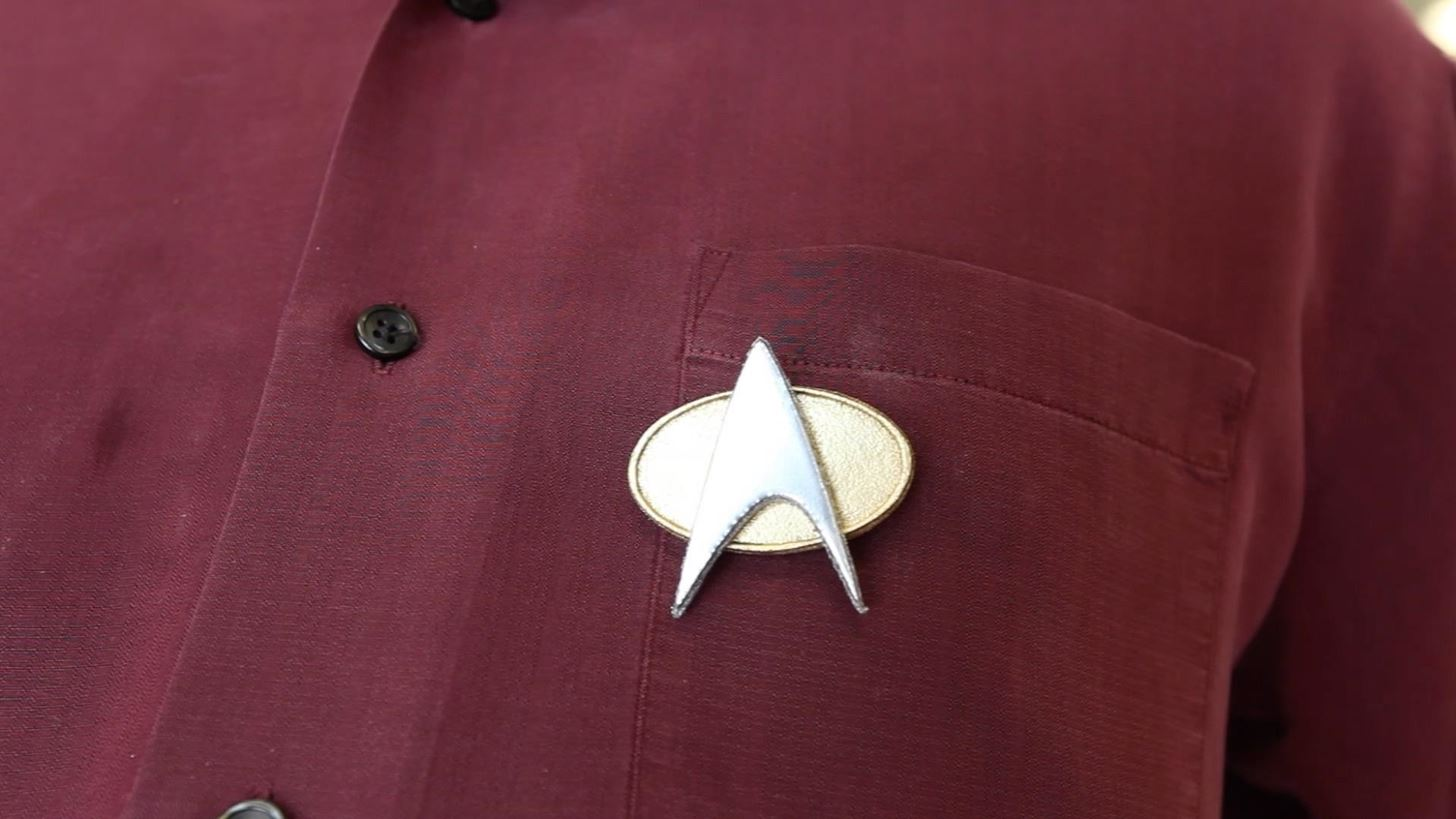 How to Make Star Trek Comm Badges
