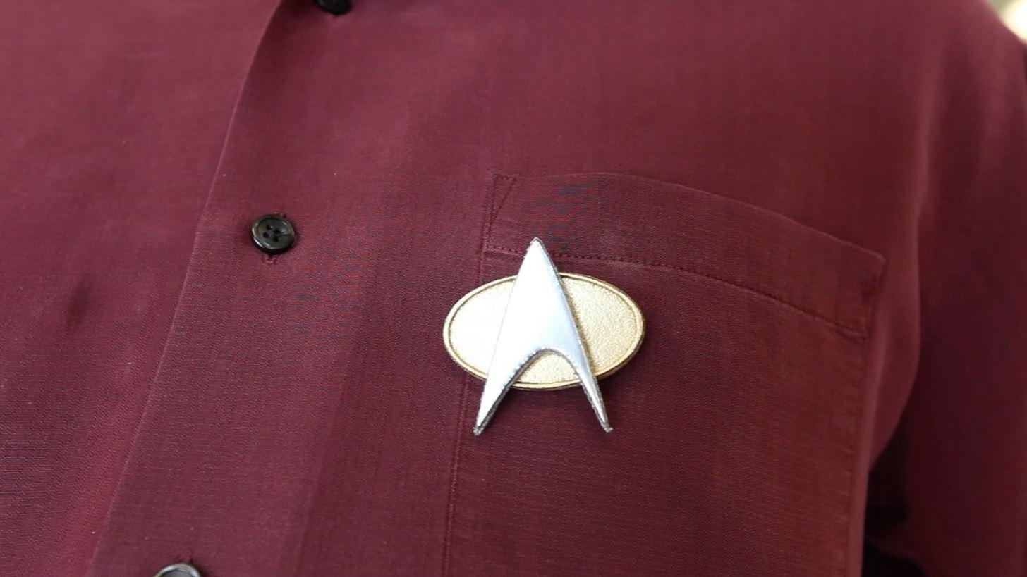 How to Make Star Trek Comm Badges
