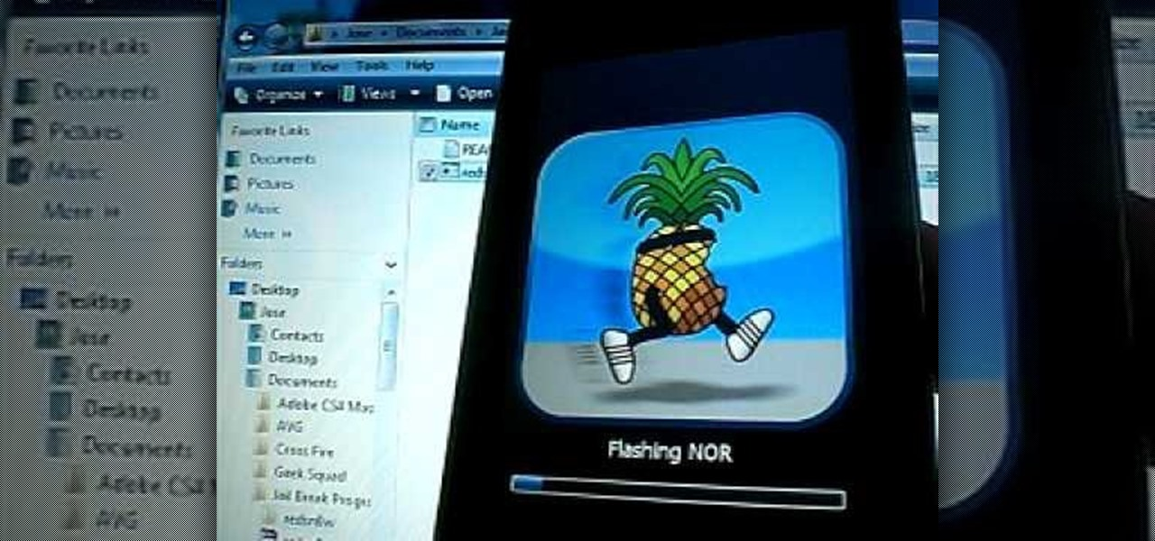 How to Jailbreak an iPod touch 2G 2.2.1 the easiest way ...