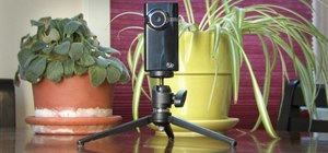 Shoot high definition video with a Flip camera