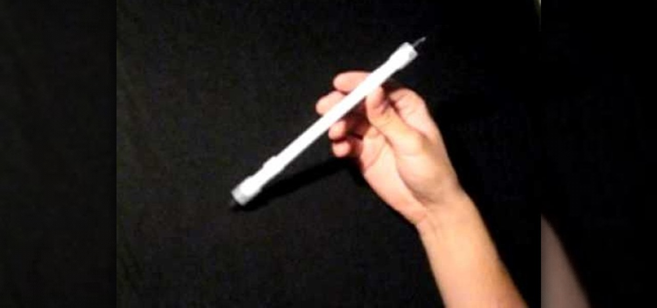 Request Simple Pen Spinning Tricks Learnuselesstalents