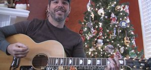 "Play ""Silent Night"" on guitar this Christmas"