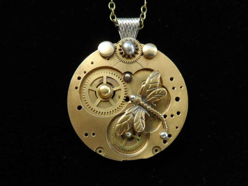 Handmade Steampunk Jewelry For Sale - Imgur