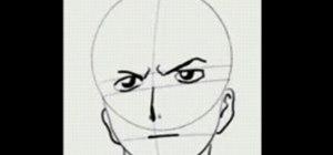 Draw the manga character Ichigo from Bleach