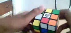Solve a Rubik's Cube using strategy