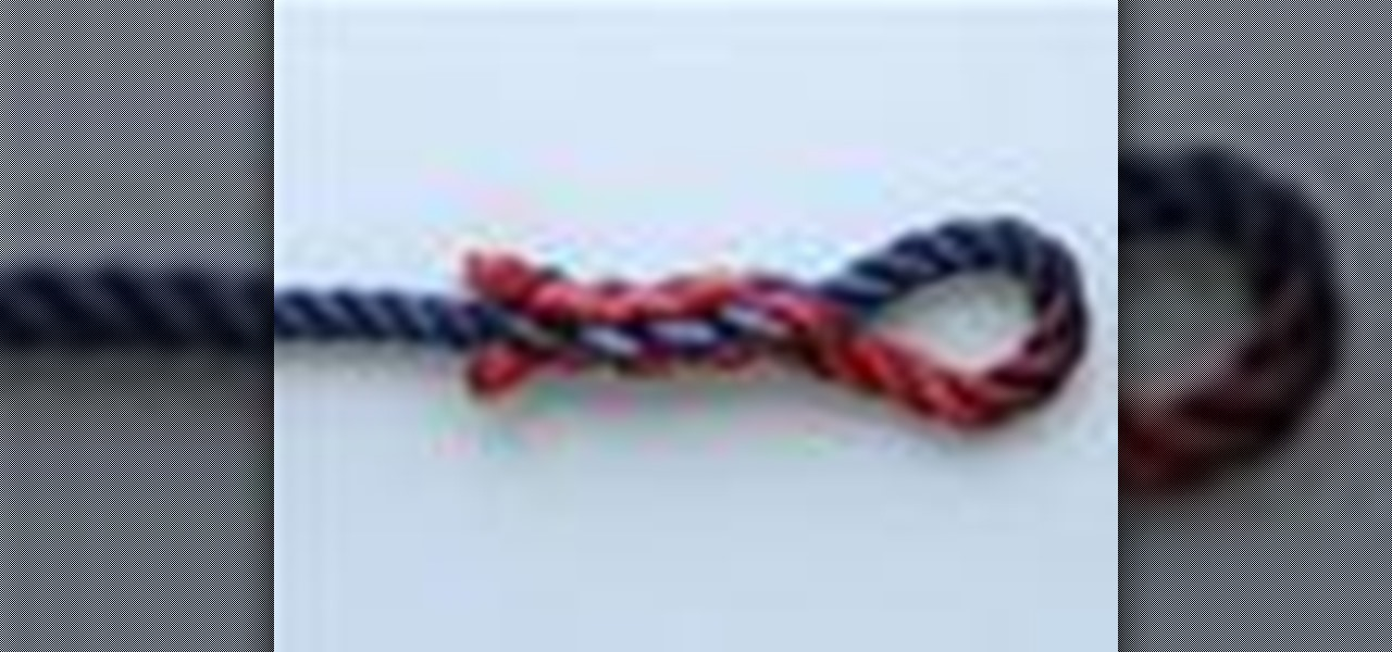 How to tie the eye splice knot with a knot tying animation boats how to tie the eye splice knot with a knot tying animation boats watercraft wonderhowto ccuart Gallery
