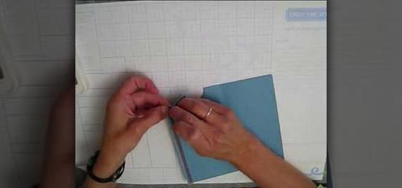 How To Make A Money Holder Gift Card Papercraft Wonderhowto