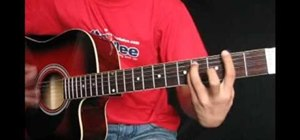 """Play """"Circus"""" by Britney Spears on guitar"""