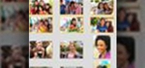Publish photos to Facebook in iPhoto '09