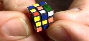 And You Thought a Normal Sized Rubik's Cube Was Hard To Solve...