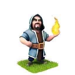 Wizards in Minecraft!!!!!
