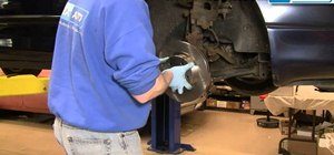 Do a non-ABS front brake job on a 1998-2004 Dodge Intrepid