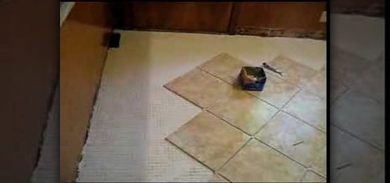 re tile kitchen floor how to tile a kitchen floor with a border 171 interior 4501