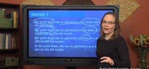 Use logical comparison on the SAT comprehension area