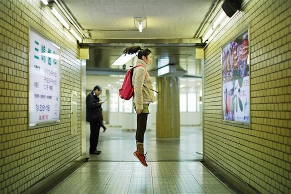 CHALLENGE: Can You Float on Air Like Tokyo's Levitating Girl? [Closed/Winner Announced]